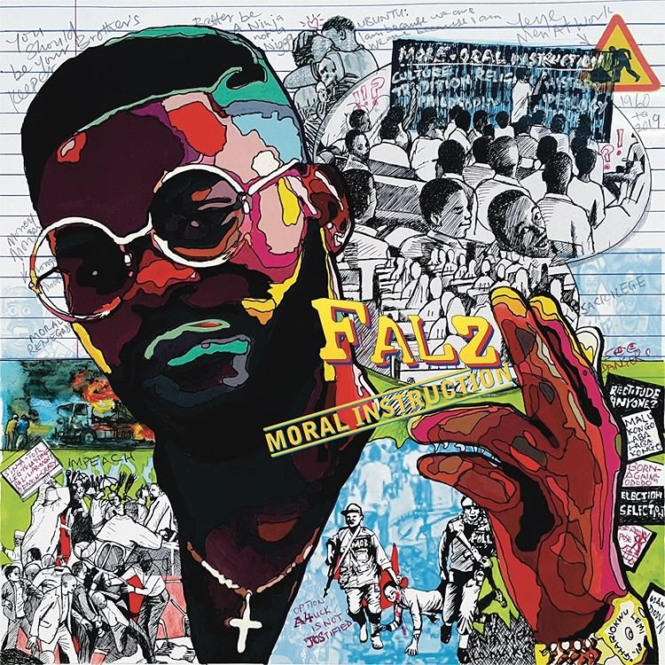 ALBUM: Falz – Moral Instruction